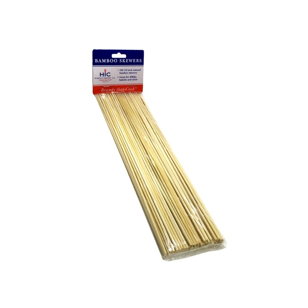 Harold Import Co. Bamboo Skewers