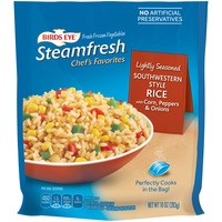 Steamfresh Chef's Favorites Southwestern Style with Corn, Peppers & Onions Rice