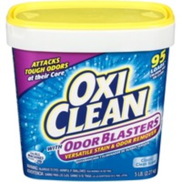 Oxi Clean Versatile With Odor Blasters Classic Clean Scent Stain & Odor Remover