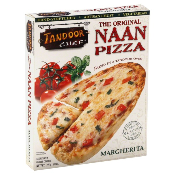 Tandoor Chef The Original Naan Pizza Margherita