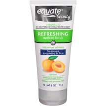 Walmart Equate Beauty Refreshing Apricot Scrub, 6 Oz