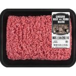 80% Lean/20% Fat, Ground Beef and Pork Tray, 2.25 lbs