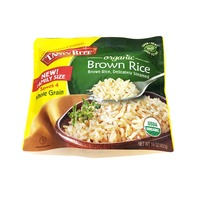 Tastybite Organic Family Size Brown Rice