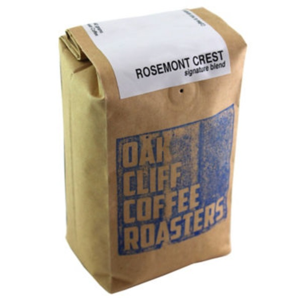 Oak Cliff Coffee Rosemont Crest Blend Coffee
