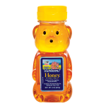 Burleson's Pure Honey, 8 oz