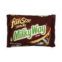 Milky Way Fun Size Chocolate Snack Bars