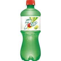 Diet 7UP, 20 fl oz
