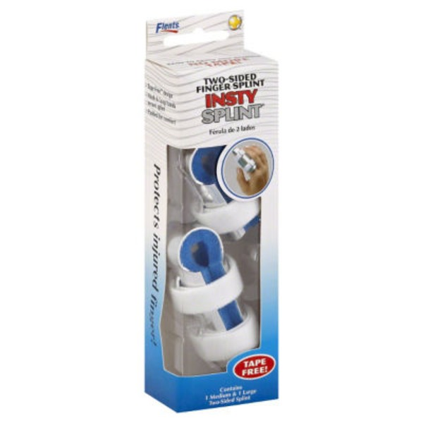 Flents Insty Splint Two Sided Finger
