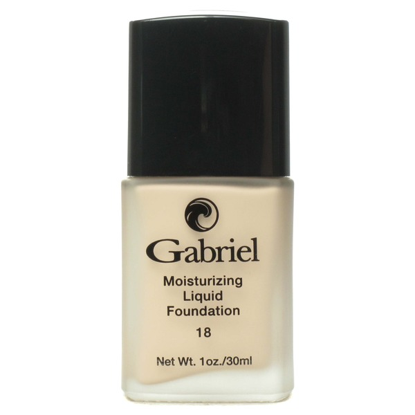 Gabriel Cosmetics Moisturizing Liquid Foundation Liquid Soft Beige