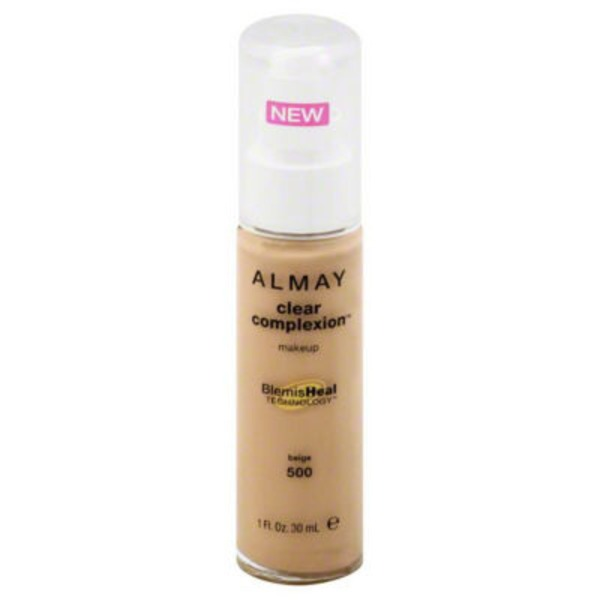 Almay Clear Complexion Makeup - Beige 500