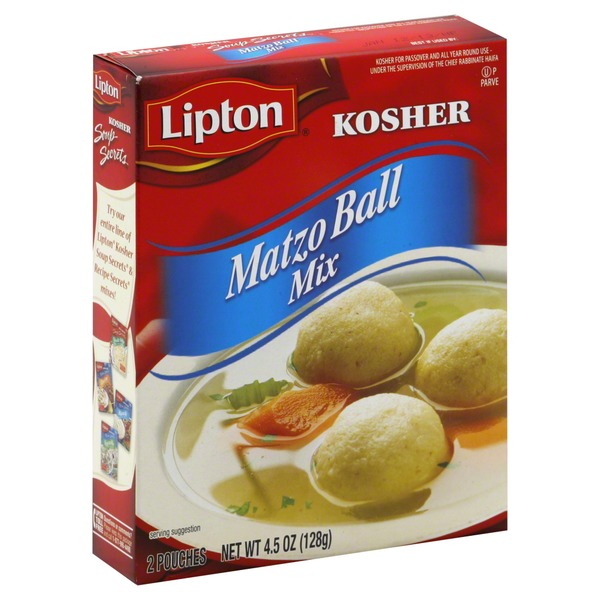 Lipton Matzo Ball Mix