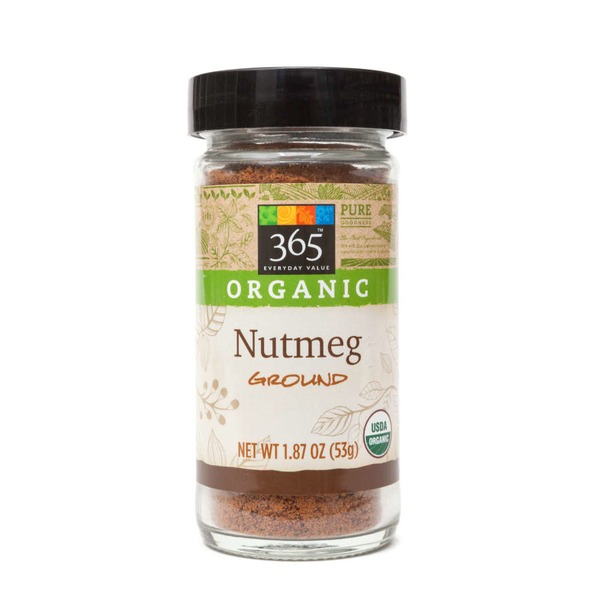 365 Organic Nutmeg Ground