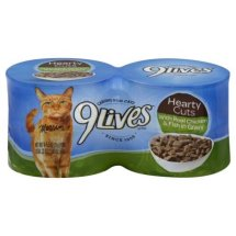 9Lives Daily Essentials Tender Chicken in Gravy All Stages Wet Cat Food, 5.5 Oz