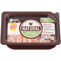Oscar Mayer Cold Cuts Natural Slow Roasted Turkey Breast
