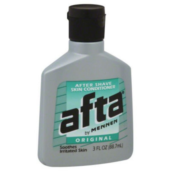 Afta by Mennen After Shave Skin Conditioner Original