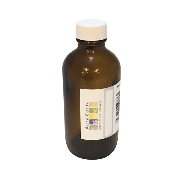 Aura Cacia Empty Amber Bottle 4 fl oz