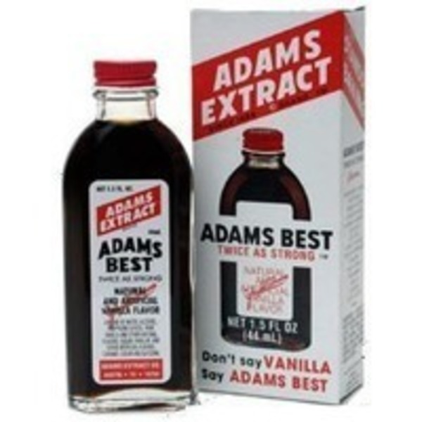 Adams Best Vanilla Extract