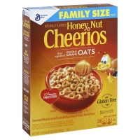 Cheerios Cereal Honey Nut