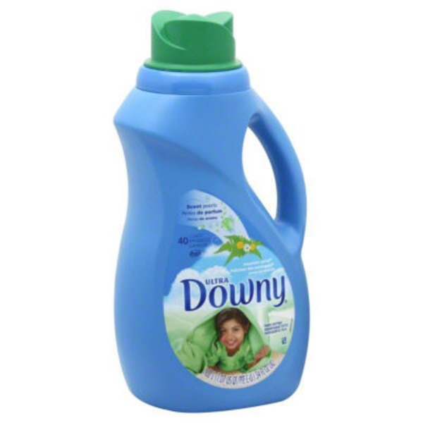 Downy Ultra Downy Mountain Spring Liquid Fabric Conditioner 34 Fl oz. Fabric Enhancers