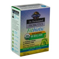 Garden of Life Doctor Formulated Probiotic Fitbiotic 50 Billion