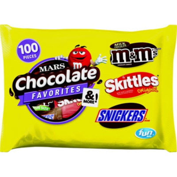 Mars Chocolate  & Candy Variety Mix