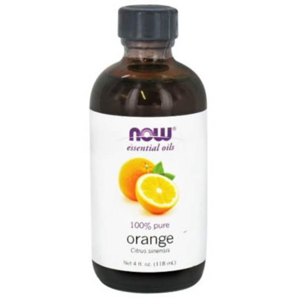 Now Sweet Orange Oil