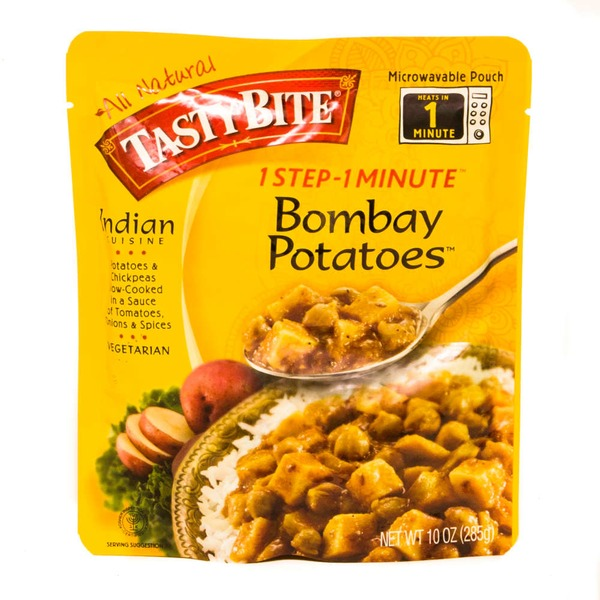 Tasty Bite Bombay Potatoes Vegetarian