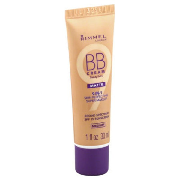 Rimmel Matte Medium BB Cream