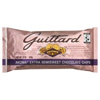 Guittard Akoma Extra Semisweet Chocolate Chips
