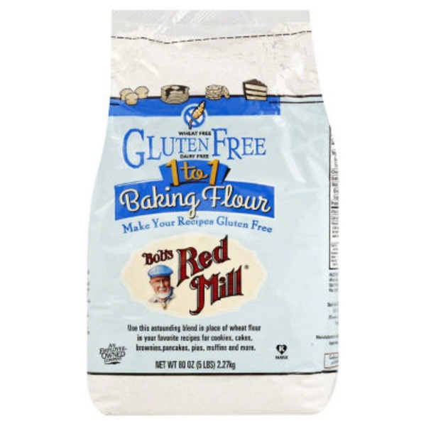 Bob's Red Mill Baking Flour, 1 to 1