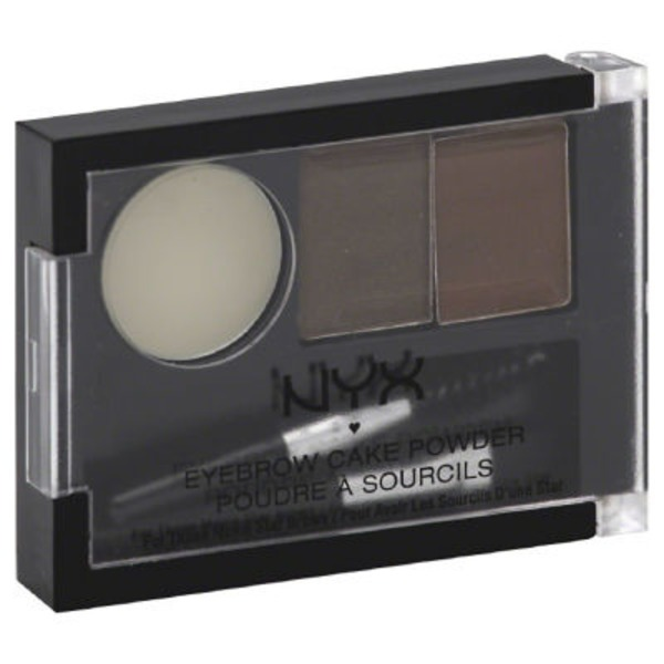 NYX Eyebrow Cake Powder - Brunette