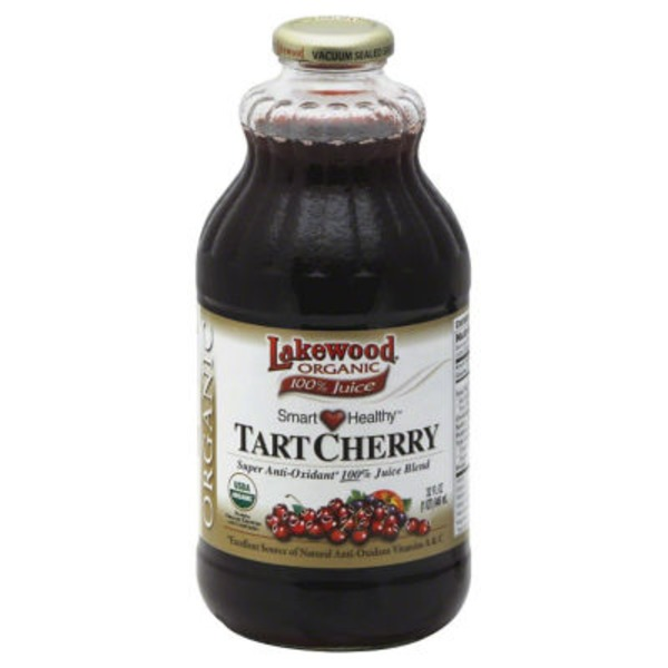 Lakewood Organic Tart Cherry Juice