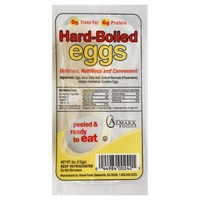 Almark Foods Eggs, Hard-Boiled