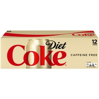 Caffeine Free Diet Coke Caffeine Free Diet Fridge Pack Cola