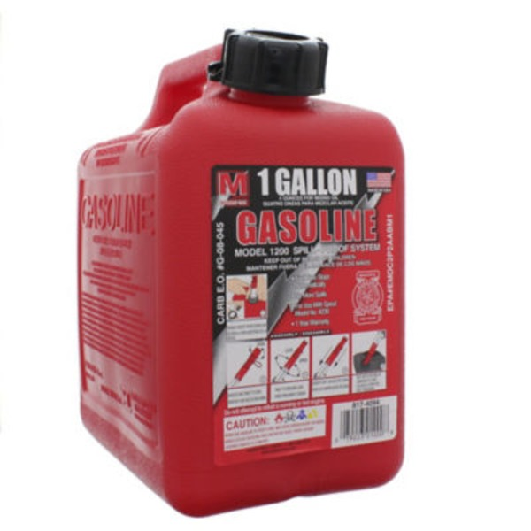 Midwest Spill Proof System Gas Can
