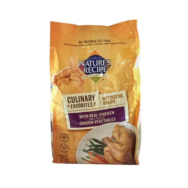 Natural Balance Chicken & Veggie Cat Food