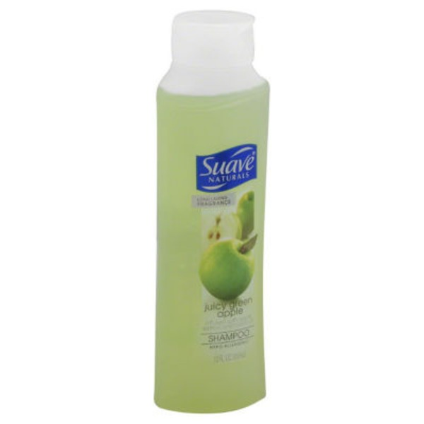 Suave Juicy Green Apple Shampoo