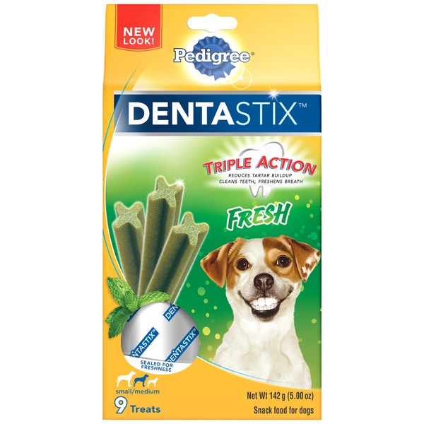 Pedigree Dentastix Fresh Small/Medium Dog Treats