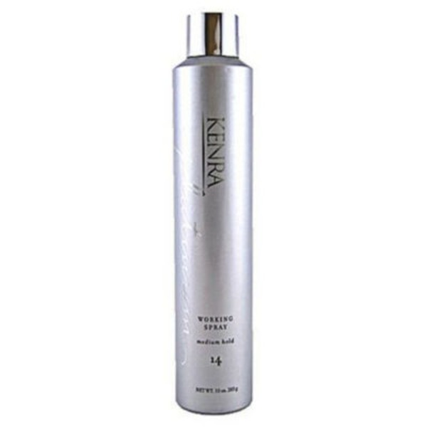 Kenra Platinum Working Spray Medium Hold Hair Spray
