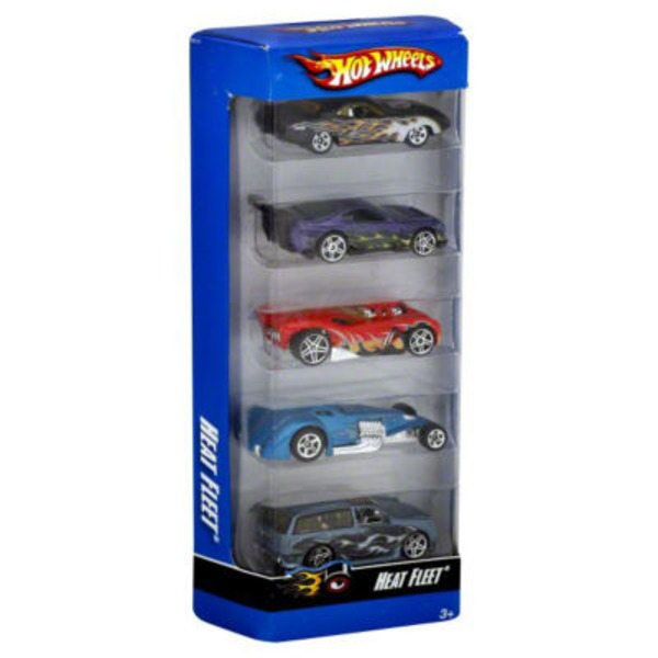 Hot Wheels HW Racing Track Aces - 5 PK