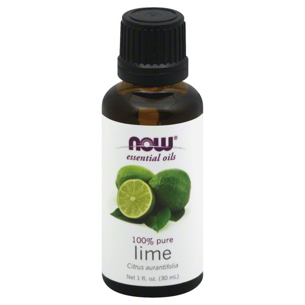Now Lime, 100% Pure