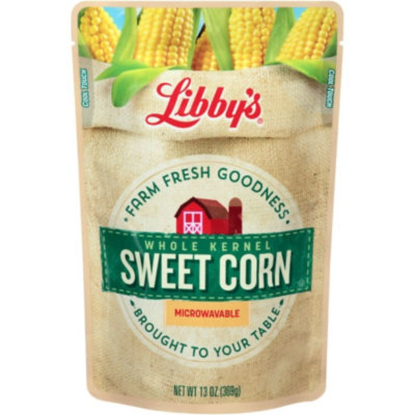 Libby's Whole Kernel Sweet Corn