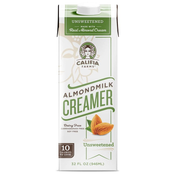 Califia Farms Unsweetend Creamer