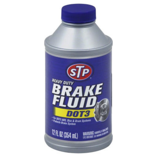 STP Heavy Duty Brake Fluid DOT3