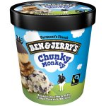 Ben & Jerry's Chunky Monkey Ice Cream, 16 oz