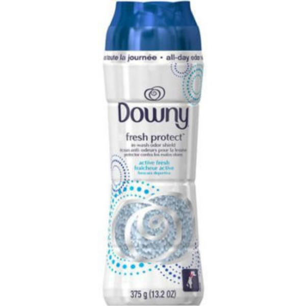 Downy Fresh Protect with Febreze Scent Active Fresh Odor Defense Scent Booster