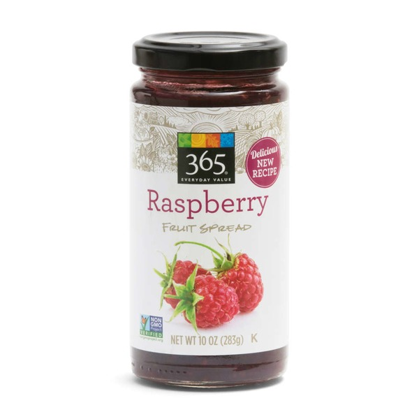365 Raspberry Fruit Spread