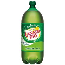 Canada Dry Ginger Ale, 2 L