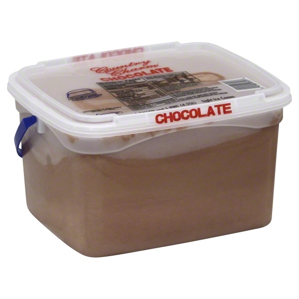 Deans Country Charm Chocolate Pail