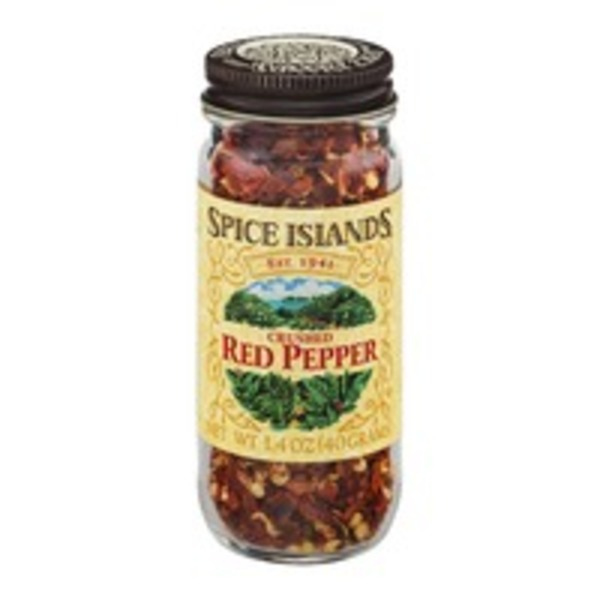 Spice Islands Crushed Red Pepper